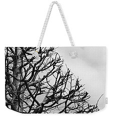 Triangle Tree Weekender Tote Bag