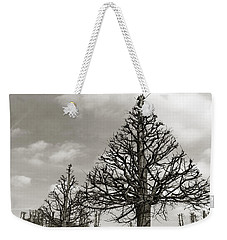 Triangle Trees Weekender Tote Bag