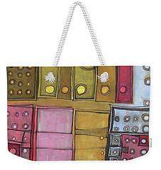 Geometric I Weekender Tote Bag