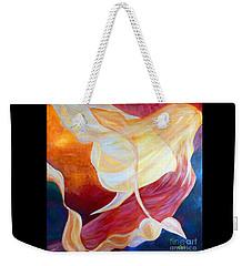 Tribute To An Angel Weekender Tote Bag