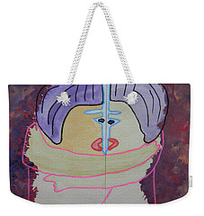 Tribute To C. Brancusi Weekender Tote Bag