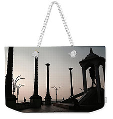 Tribute To Gandhi  Weekender Tote Bag