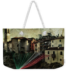 Tribute To Italy Weekender Tote Bag