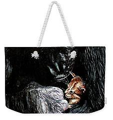 Tribute To Koko Weekender Tote Bag by Stan Hamilton