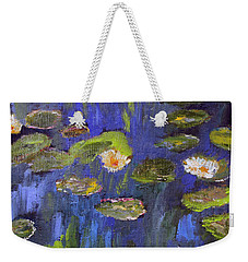 Tribute To Monet Weekender Tote Bag