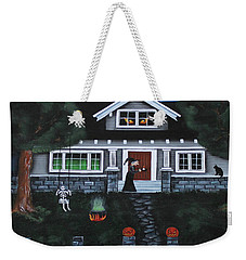 Trick-or-treat Weekender Tote Bag