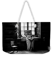 Tridentine Mass In An Ancient Chapel In The Old Dominican Monastery In Tallinn Weekender Tote Bag