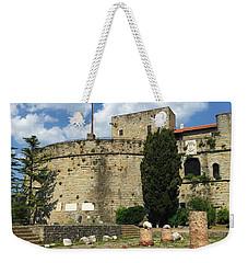 Trieste Near San Giusto Weekender Tote Bag