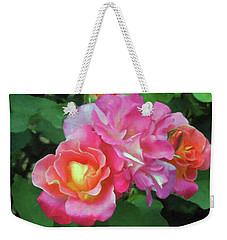 Trifecta  Weekender Tote Bag