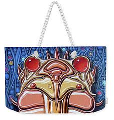 Trilobite Weekender Tote Bag