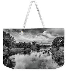 Trim Castle And The River Boyne Weekender Tote Bag