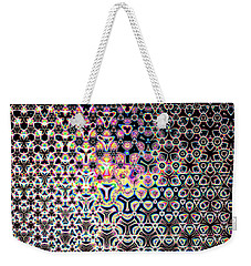 Trimandalam 1 Weekender Tote Bag by Robert Thalmeier