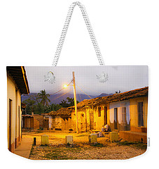 Trinidad Morning Weekender Tote Bag