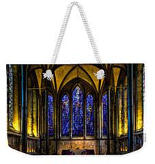 Trinity Chapel Salisbury Cathedral Weekender Tote Bag