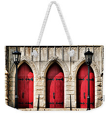 Trinity Lutheran Entrance Weekender Tote Bag