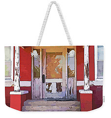 Trinity Or Trinidad Weekender Tote Bag by Cynthia Powell