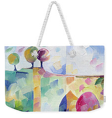 Trio Weekender Tote Bag by Beatrice BEDEUR