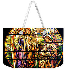 Trio Of Angels Weekender Tote Bag