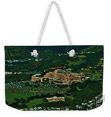 Tripler Army Medical Center Honolulu Weekender Tote Bag by Craig Wood
