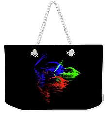 Tripolar Weekender Tote Bag