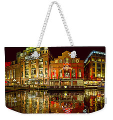 Tripping The Lights - Pano Weekender Tote Bag