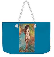 Trisha - Back View Weekender Tote Bag
