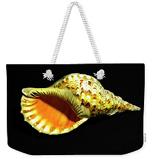 Triton Trumpet Seashell Cymatium Tritonis Weekender Tote Bag
