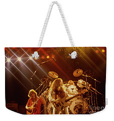 Triumph At The Warfield Theater In San Francisco Ca Weekender Tote Bag