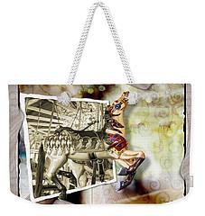 Triumph Weekender Tote Bag