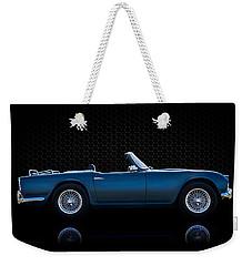 Triumph Tr4 Weekender Tote Bag
