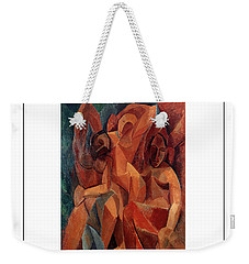 Trois Femmes Three Women  Weekender Tote Bag by Pablo Picasso