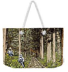 Troopers On The Planet Weekender Tote Bag