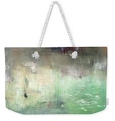 Tropic Waters Weekender Tote Bag by Michal Mitak Mahgerefteh