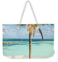 Tropical Bahamas Beach Weekender Tote Bag