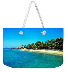 Tropical Bliss Weekender Tote Bag by Betty Buller Whitehead