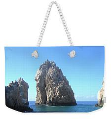 Tropical Blues Weekender Tote Bag