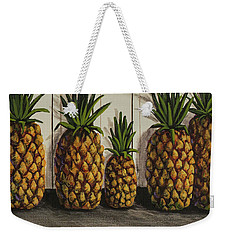 Tropical Bounty Weekender Tote Bag