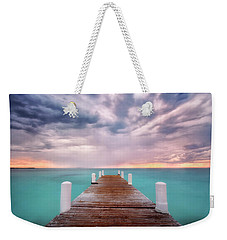 Tropical Drama Weekender Tote Bag