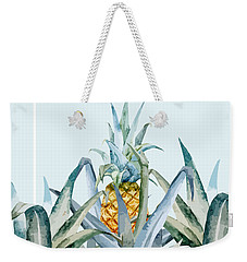 Tropical Feeling  Weekender Tote Bag by Mark Ashkenazi