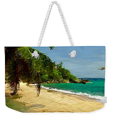 Tropical Gentle Breeze  Weekender Tote Bag