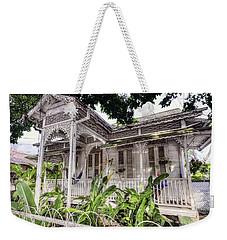 Tropical House Weekender Tote Bag