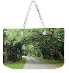 Tropical Magic Forest Weekender Tote Bag