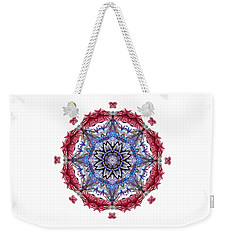 Tropical Mandala By Kaye Menner Weekender Tote Bag