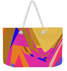 Tropical Ravine Weekender Tote Bag