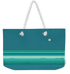 Tropical Seas Weekender Tote Bag