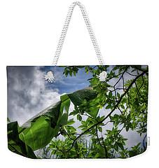 Tropical Sky Weekender Tote Bag