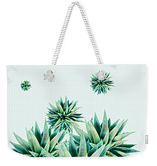 Tropical Stars  Weekender Tote Bag by Mark Ashkenazi