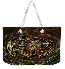 Tropical Storm Weekender Tote Bag