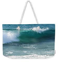Tropical Treasure Coast Florida Seascape Wave 99 Weekender Tote Bag