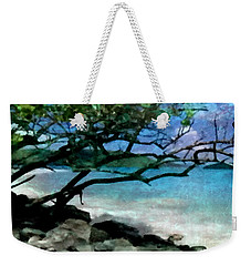 Tropical Utopia  Weekender Tote Bag